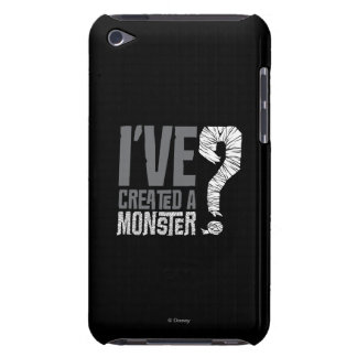 I've Created a Monster Barely There iPod Cases