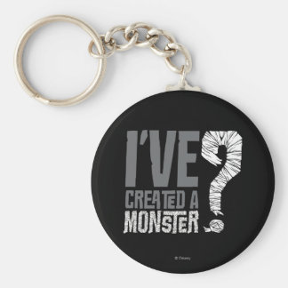 I've Created a Monster Keychain