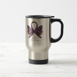 I've earned my wings travel mug