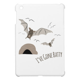Ive Gone Batty iPad Mini Cover