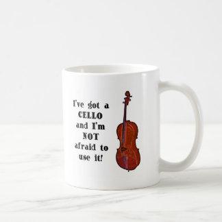I've Got a Cello Coffee Mug