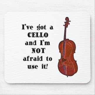 I've Got a Cello Mouse Pad