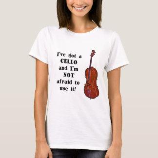 I've Got a Cello T-Shirt