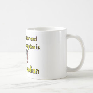 I've Got a Fever and  . . . More Accordion Coffee Mugs