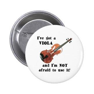 I've Got a Viola Pin