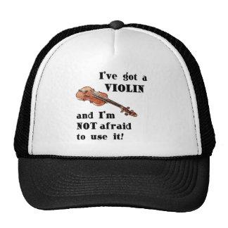 I've Got a Violin Trucker Hat