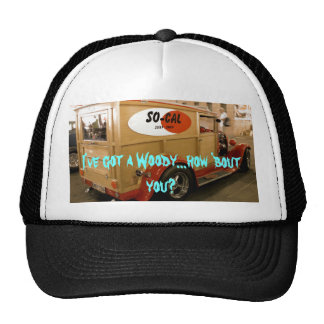 I've got a Woody...how 'bout you? Hat