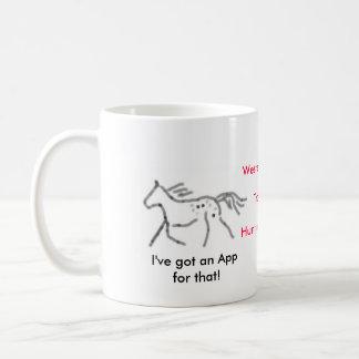 I've got an App for that!  Appaloosa Coffee Mug
