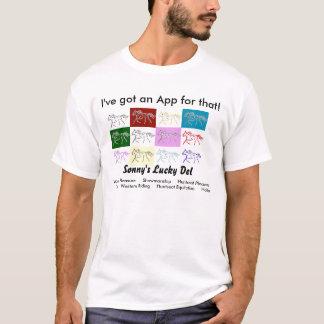 I've got an App for that!  Appaloosa shirt