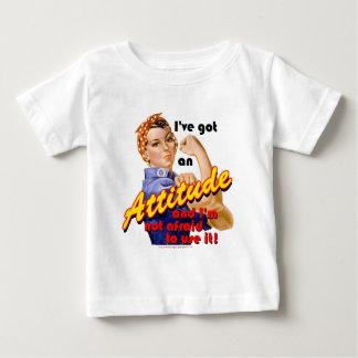 I've Got an Attitude T-shirts