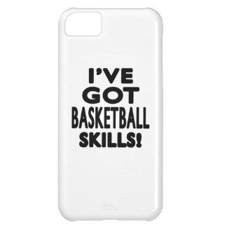I've Got Basketball Skills iPhone 5C Covers