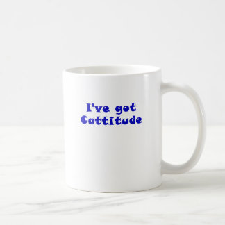 Ive Got Catittude Mugs