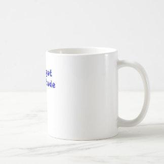 Ive Got Catittude Coffee Mugs