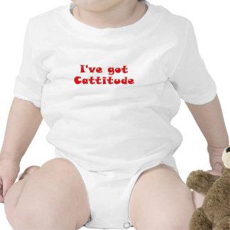 Ive Got Catittude Bodysuits