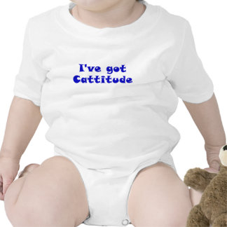 Ive Got Catittude Tshirts