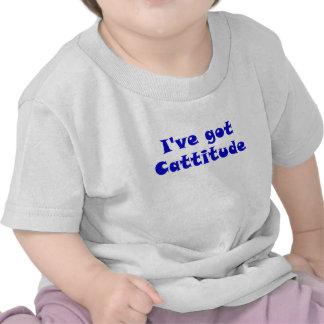 Ive Got Catittude Tee Shirt