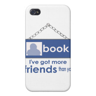 I've Got More Friends Than You F_Bk Iphone 4 Case