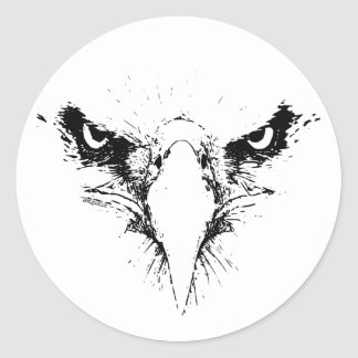 I've Got My Eagle Eyes on You - Sticker