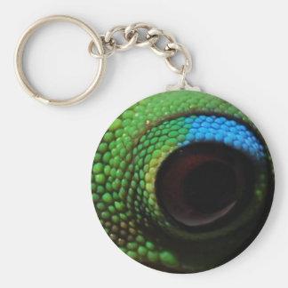 I've Got My Eye on You Basic Round Button Keychain