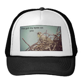I've got my eyes on you trucker hat