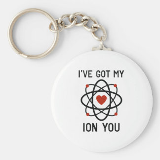 I've Got My Ion You Keychain