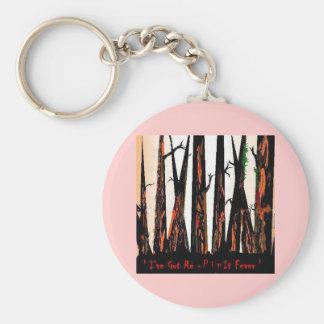I've Got Re-Pin it Keychain by da'vy