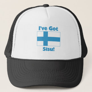 I've Got Sisu Trucker Hat
