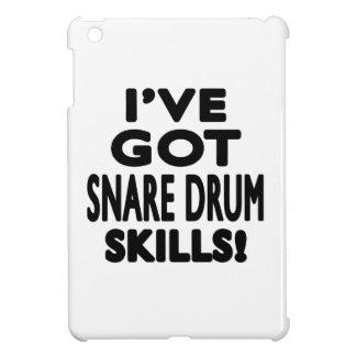 I've Got Snare drum Skills Case For The iPad Mini