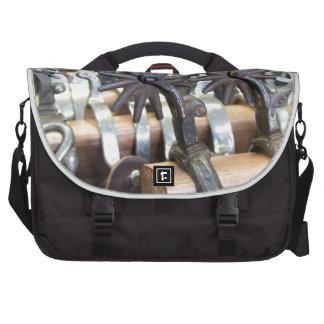 I've Got Spurs Laptop Bags
