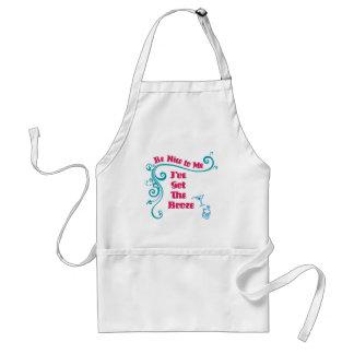 I've got the Booze apron