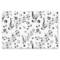 I've Got the Music in Me Tissue Paper
