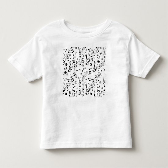 I've Got the Music in Me Toddler T-shirt