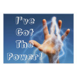 I've Got The Power! Poster