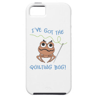 IVE GOT THE QUILTING BUG iPhone 5 CASES