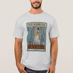 I've Got the Shimmee Blues Vintage Songbook Cover T-Shirt