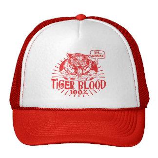 I've Got Tiger Blood Trucker Hat