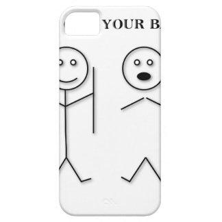I've got your back iPhone SE/5/5s case