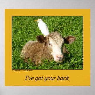 I've Got Your Back... Poster