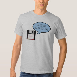 I've Got Your Big Data Right Here T-shirt