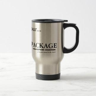 I've got your......STIMULUS PACKAGE, conceptual... Travel Mug