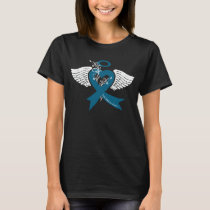 I've Held an Angel (Cervical Cancer) T-Shirt