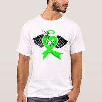 I've Held an Angel (Lymphoma Cancer) T-Shirt