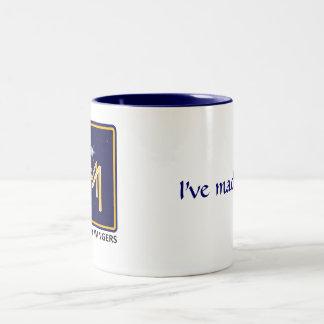 I've made room. Two-Tone coffee mug