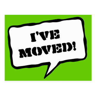 Image result for I've moved