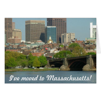 I've moved to Massachusetts Card