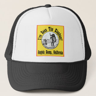 I've Seen the Elephant in Angels Camp Trucker Hat