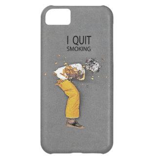 I've Stopped Smoking ! iPhone 5C Case