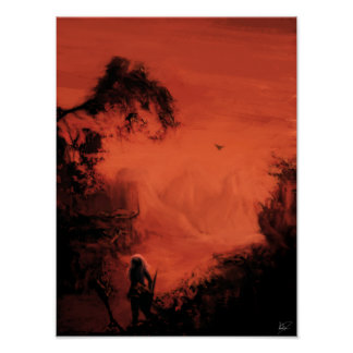 I've Walked Through Fire Poster