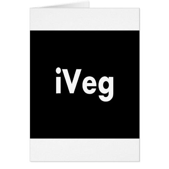 iVeg Card