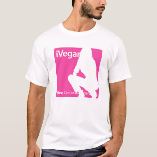 iVegan Woman T-Shirt